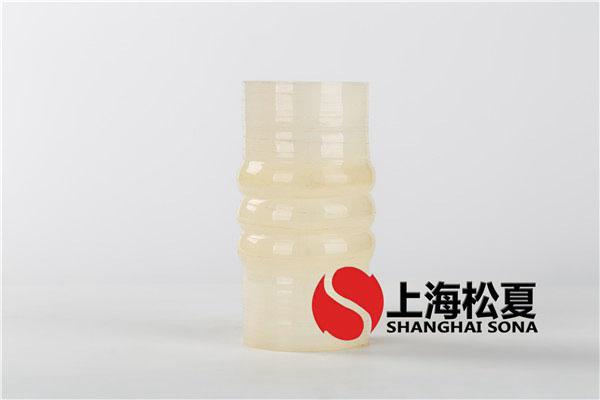 偏心异径橡胶接头的特点和用法分析